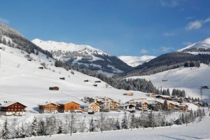 Gerlos-Zillertal im Winter © williamlangeveld - Fotolia.com
